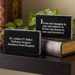 Personalized Doctor Keepsake Gift -..