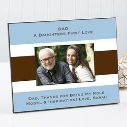 Personalized Gifts for Father In Law:Personalized Picture Frames For Men - You..
