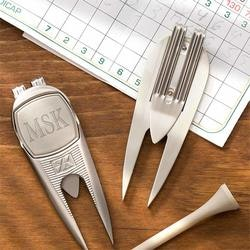 Personalized Christmas Gifts for Husband:Personalized Divot Tools For Golfers