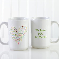 Gifts for Mom:Personalized Large Coffee Mugs For Mom -..