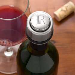 Christmas Gifts for Women:Personalized Wine Bottle Cap