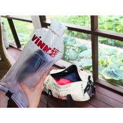 VinniBag: Inflatable Protective Travel Bag