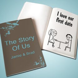 Personalized Love Story