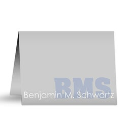 Personalized Stationery Note Cards