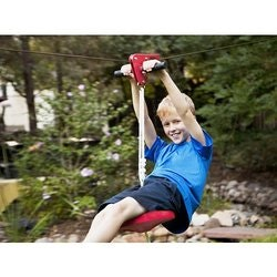 Birthday Gifts for 9 Year Old:Slackers: Zipline Eagle Series Kit With Seat..
