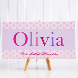 Personalized Kids Name Art - Just For Them