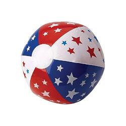 Stars and Stripes Beach Ball