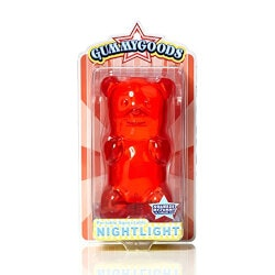 Valentines Day Gifts for 14 Year Old:Gummy Bear Night Lights