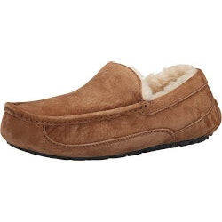 Gifts for Grandfather Under $200:Ugg Mens Ascot Slippers
