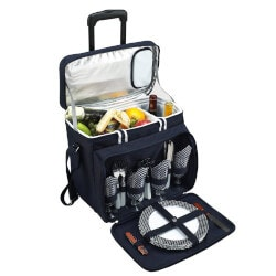Christmas Gifts for Couples:Picnic Cooler On Wheels