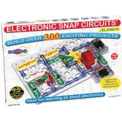 Gifts for 10 Year Old Boys:Snap Circuits Electronics Discovery Kit