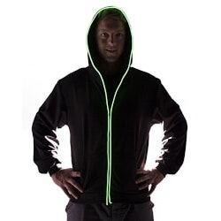 Birthday Gifts for Brother Under $50:Light Up Hoodies