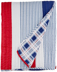 Greenland Home Quilted Throw