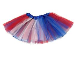 Patriotic Tutu Red/Blue/White