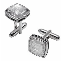 Gifts Over $200:Meteorite Cuff Links