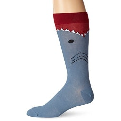 Stocking Stuffers:Shark Socks
