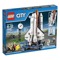 Birthday Gifts for 11 Year Old:LEGO City Space Port