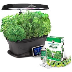 Unique Birthday Gifts for Mom:Miracle-Gro AeroGarden Kit