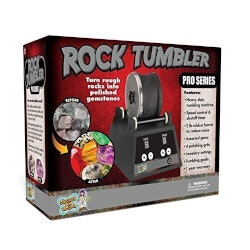 Gifts for 10 Year Old Boys:Dr. Cool Rock Tumbler