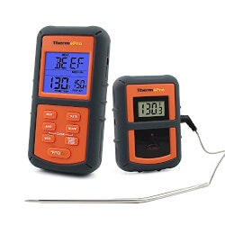 Gadget Birthday Gifts for Husband:Wireless DigitalMeat Thermometer