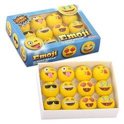 Emoji Practice Golf Balls