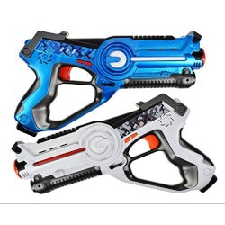 Gifts for 10 Year Old Boys:Laser Tag Set