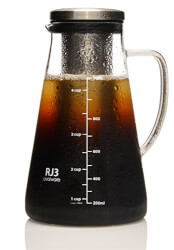 Cold Brew Iced Coffee Maker and Tea Infuser