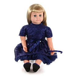 Birthday Gifts for 4 Year Old: Talking Interactive Doll