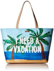 Kate Spade I Need A Vacation Tote Bag