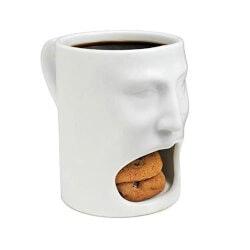 Stocking Stuffers:Face Mug