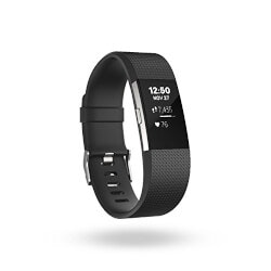 Gadget Birthday Gifts for Husband:Fitbit Wristband + Heart Rate