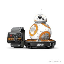 Birthday Gifts for 9 Year Old:Sphero Star Wars App Controlled Robot