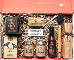 Grill Master's Gift Box