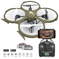 Gadget Birthday Gifts for Husband:Quadcopter Drone