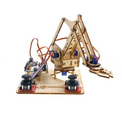 Gifts for 10 Year Old Boys:Robotic Arm DIY Kit