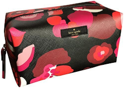 Kate Spade Floral Cosmetic Travel Bag